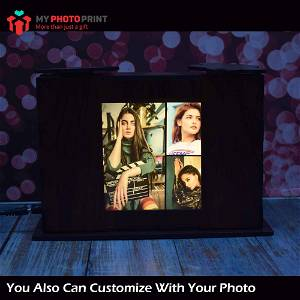Customized Wooden Photo Film Roll Led Board