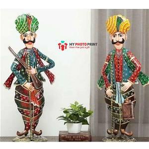 Art wood Handmade Decorative Showpiece for Home Decor