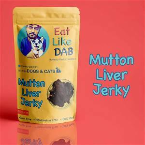 Treats- Mutton Jerky 200 grams