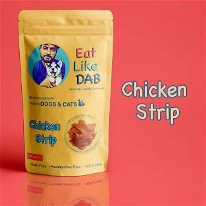Treats - Chicken Strip 200 grams
