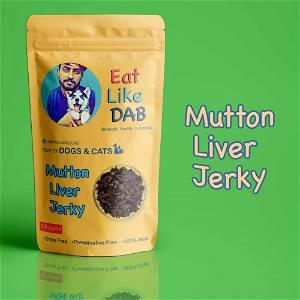 Treats - Mutton Liver Jerky 200 grams