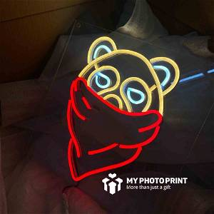 Neon Panda Led Neon Sign Decorative Lights Wall Decor