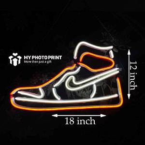 Neon Shoes Led Neon Sign Decorative Lights Wall Decor