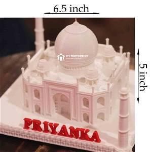 Customized 3d Taj Mahal #1953