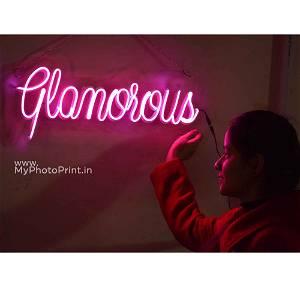 Neon Glamorous Led Neon Sign Decorative Lights Wall Decor
