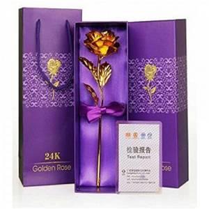 Golden Rose| 24k Karat Gold