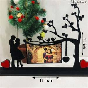 Customized Couple Loving Tree with your photo