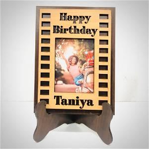 Customized Birthday Wishing Table top