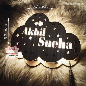 Customized Cloud With Your Name