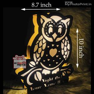 Night Owl Customized Your Loving Name Board