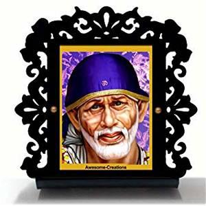 Sai Baba Ji Car Dashboard