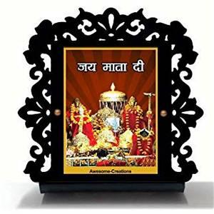 Vaishno Devi Mata Ji Car Dashboard