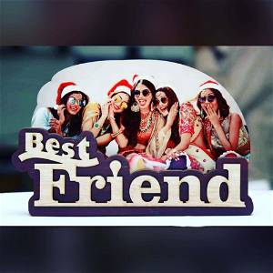 Wooden Table Top For Best Friend