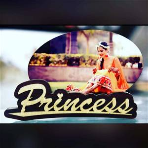 Wooden Table Top For princess