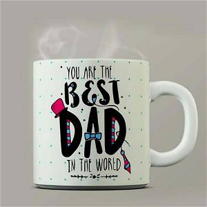 Personalized Mug For BEST Dad
