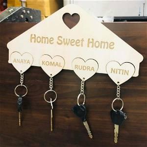 Family Member Name Key Holder