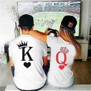 K & Q  T-Shirt