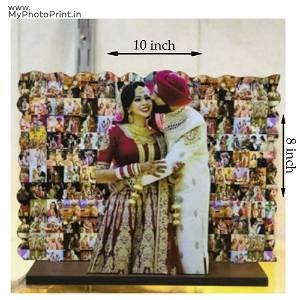 3D Multi Photo Table Top