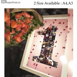 Customized Date With Photo frame 15 PHOTO
