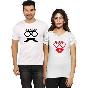 Bride Groom T-Shirt