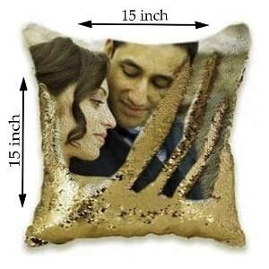 Customized Personalized Magic Cushions/Pillow
