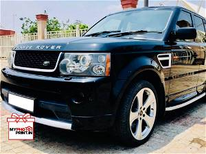 RANGE ROVER SPORT SUPERCHARGED MyPhotoPrint.in