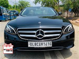 Mercedes E200 Exclusive Petrol MyPhotoPrint.in