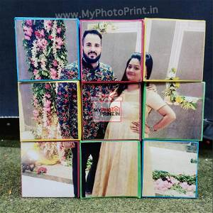 Customise Pop Up Cube Box Handmade Gift / Send Photos Via Whatsapp / We Call You After Order For Photos