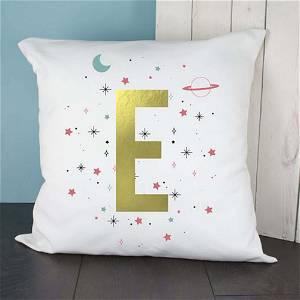 Personalized Alphabet Cushion