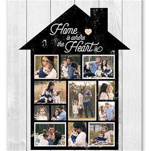 Home Is Where The Heart Is Photo Frame 12 Photo