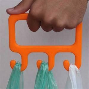 Bag Holder Shopping Handle