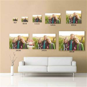 Customized Multiple Canvas On Wall (Pack OF 8 ) / you can send photos via WhatsApp also after order or query on whatapp