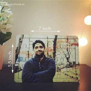Customized Photo Puzzle