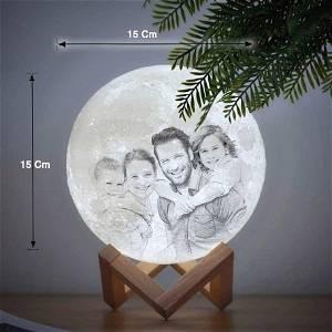 Photo Moon Lamp | White Color