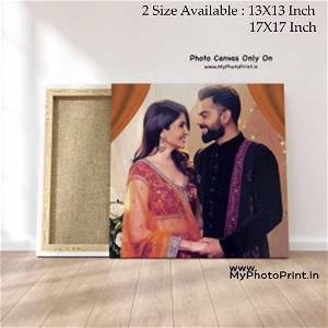 Customized Photo Frame Canvas #1042 /Any Query Whatsapp Us After Order
