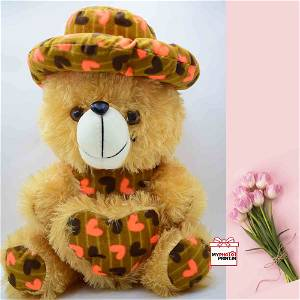 Light Brown With Heart / Soft Toys
