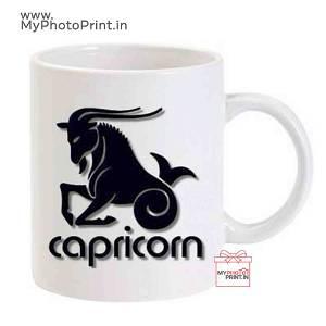 Capricorn Zodiac Sign Mug