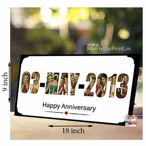 Personalized Special Date Photo Frame
