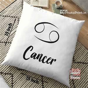 Cancer Zodiac Sign Cushion