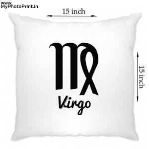 Virgo Zodiac Sign Cushion