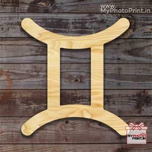 Gemini Zodiac Sign Wall Hanging