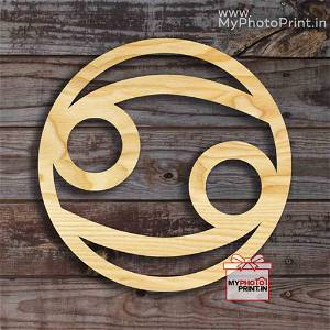 Cancer Zodiac Sign Wall Hanging