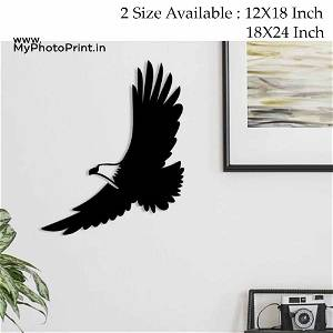 Eagle Wooden Wall Decoration