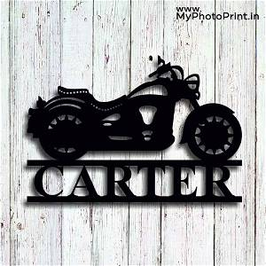 Customized Bullet Wooden Wall Decoration