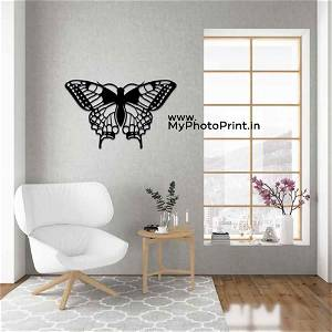 Butterfly Wooden Wall Decoration